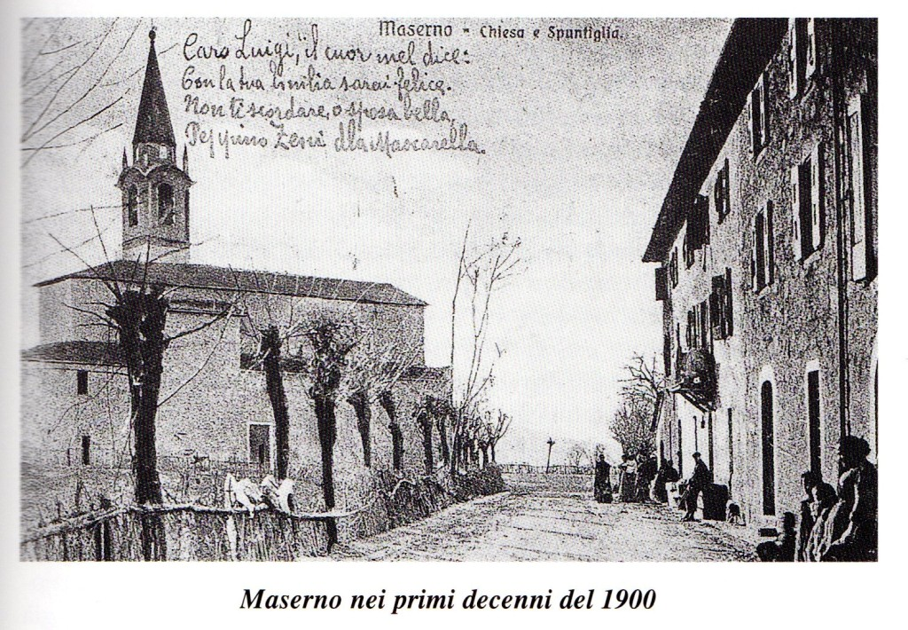 Maserno 1900